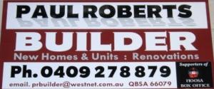 Paul Roberts Builder